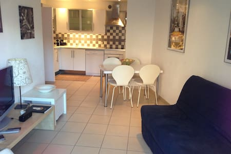 Modern Apartment Cannes 4/6pers