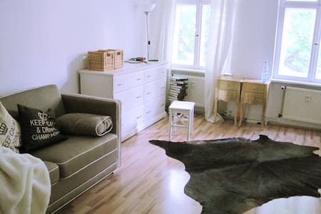 lovely 2 room apartment in Berlin