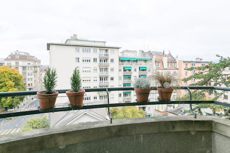 Central & relaxed - Genève - Appartement