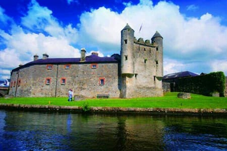 Central Rooms in Enniskillen Town - Enniskillen
