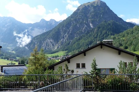 Amazing view from lovely modern app - Brand bei Bludenz - Apartment