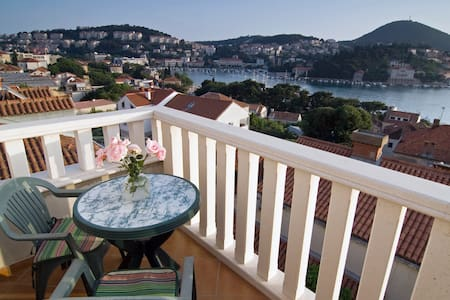 Modern apartment with sea view - Dubrovnik - Byt