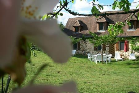Piscine & fermette en Dordogne - Jumilhac-le-Grand - House