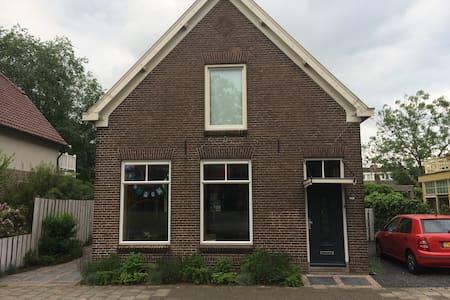 Vrijstaande woning - Zwolle