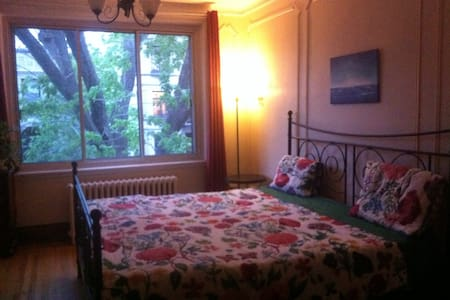 King size bed & breakfast - Westmount - Lägenhet