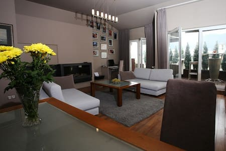 Modern & Spacious One Bedroom Apt. Near South Park - Sofia - Appartement