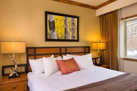 1 Bedroom Villa Sundance Ski In/Out @The Canyons - Park City - Villa