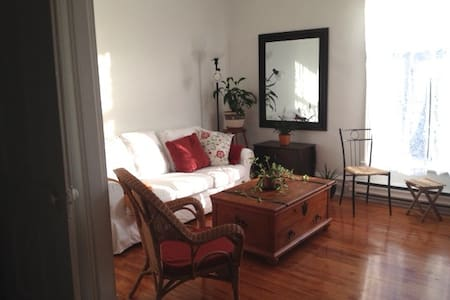 Beautiful apartment per month in Mont Royal. - Apartment