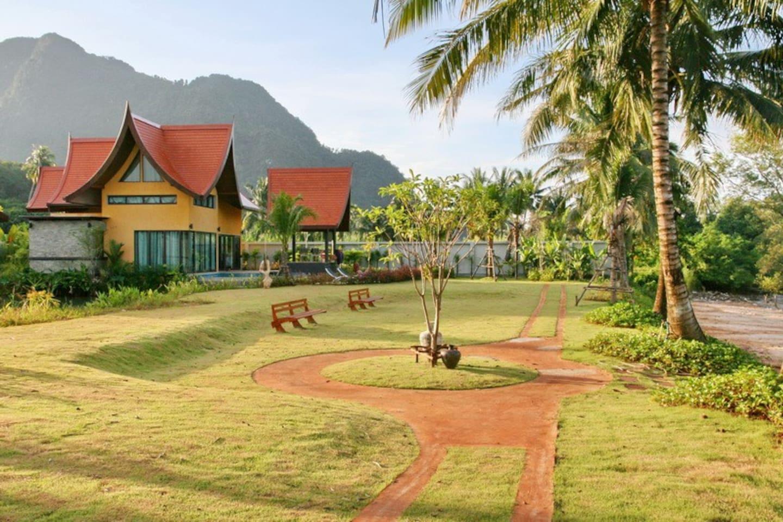 Tha Lane Bay Village; Villa Chaba