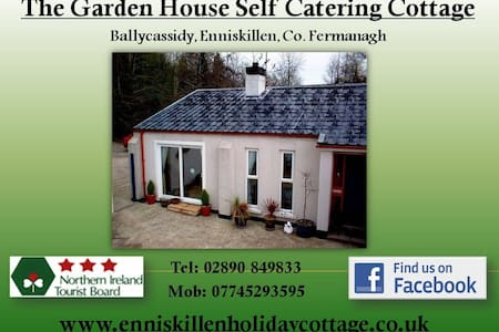 The Garden House  Cottage - Bungalow