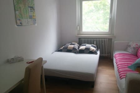 10m² room directly at the University - Siegen - Wohnung