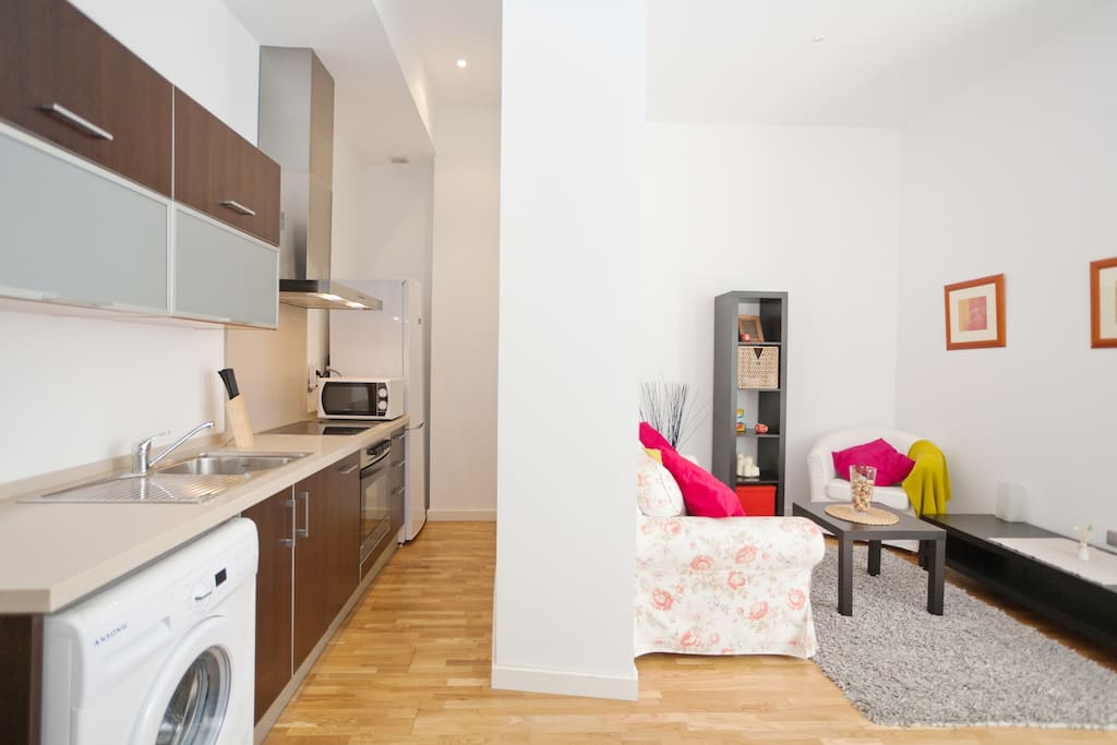 Apartment in the heart of Sevilla