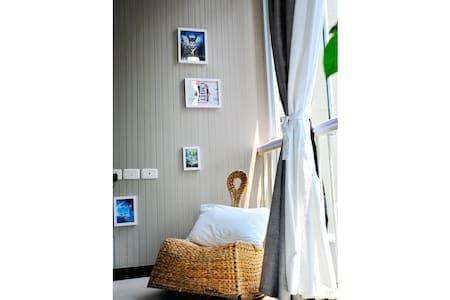DDBird. Inn-设计感的民宿单间配套套房 - Wohnung