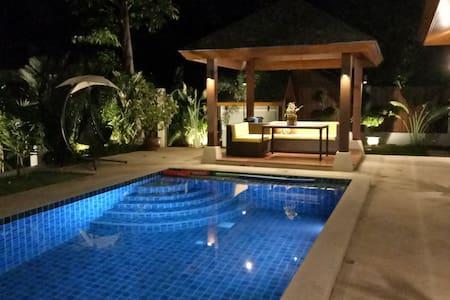 Beautifull villa - phuket - 4 rooms - Chalong - Villa