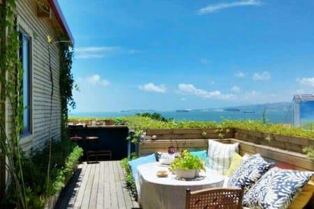 蜜糖海景度假小屋 - Xiamen - Cabana