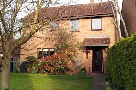Double room in family home - Cottenham