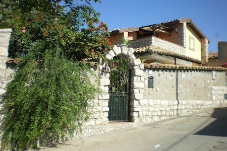 sicilia relax - Castel di Iudica , - Villa