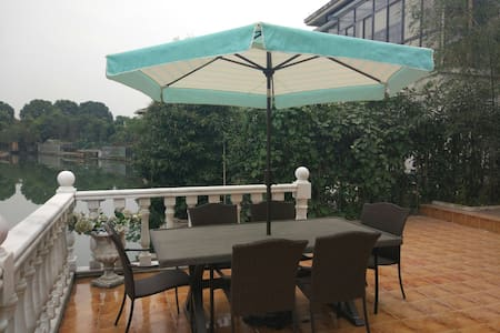 新昆山淀山湖湖边别墅整栋 3 bed rooms in a villa - Suzhou - Villa