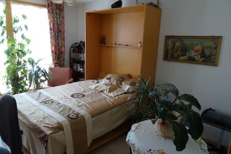 Chambre privée avec terrasse - Vaulruz