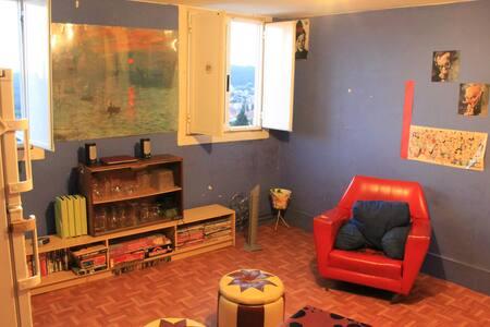 Habitación en Centro Histórico _ - Apartment