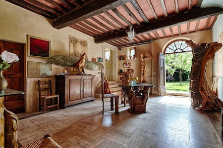 Rooms and art in a tower  - Montepulciano - Bed & Breakfast