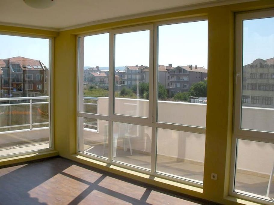 Sea view penthouse near Sozopol