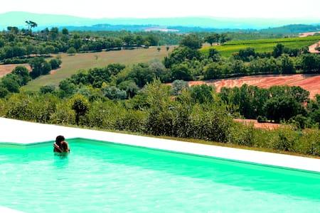Le Ginestre casa vacanza in Toscana
