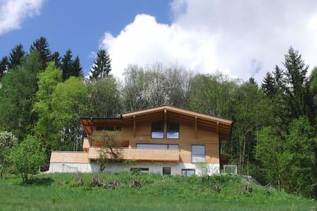 Ferienhaus fantastische Aussicht - Aufhausen - House