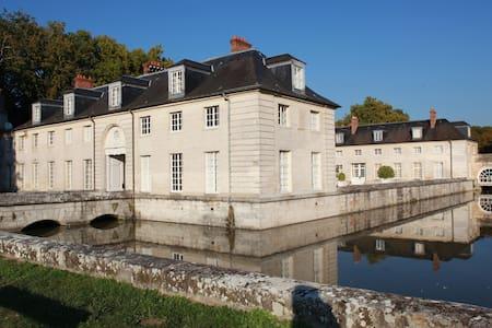 Magnifique Château du Marais ***** - Le Val-Saint-Germain