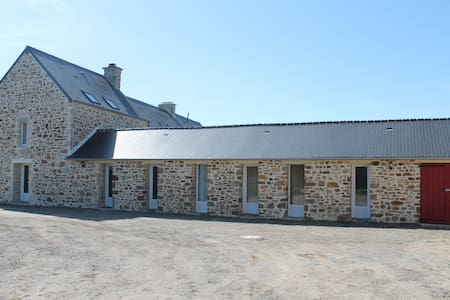 MAISON TRES AGREABLE ET CONFORTABLE AU CALME - Saint-Maurice-en-Cotentin