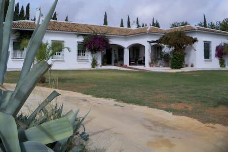 Habitación en hacienda andaluza - Mairena del Alcor - Haus