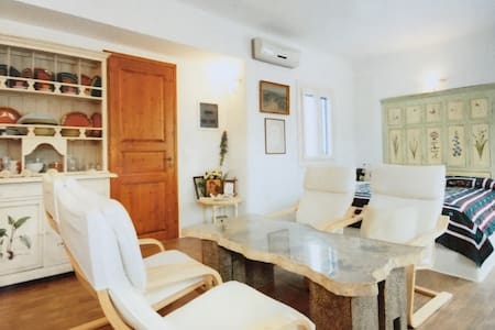 Cozy Studio @ Naxos - Naxos - Haus