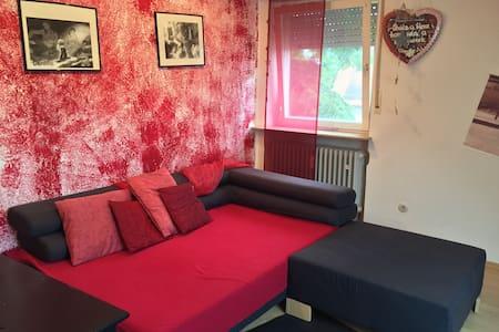 Ruhige 2-Zi.-Wohnung in Zirndorf - Zirndorf - Apartment