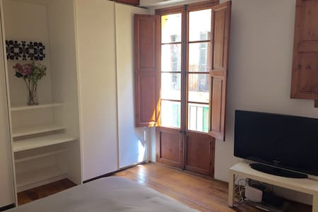Spacious room in centre of Palma - Palma de Mallorca - Apartment