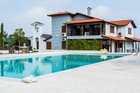 OLYMPUS SEA VILLA- LITOCHORO - Villa