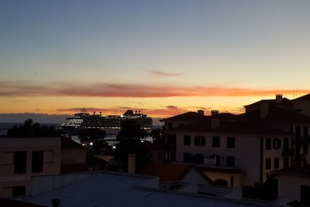 Funchal historic center with Marina View and wifi - Apartment