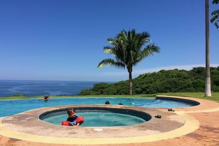 1-Limoncito Hills entre Puerto Vallarta / San Blas - Vila