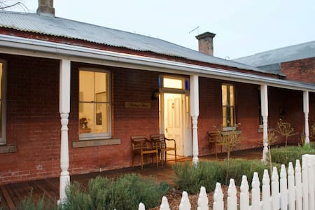Rothery House c 1850 - CBD Location - House