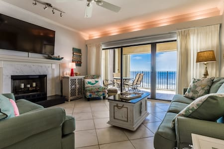 $99/nt all in for any winter stay!!! ( plus site's booking fee) *Shipwatch 601A* - Perdido Key - Kondominium
