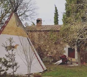 Costa Brava Masia Juià - House