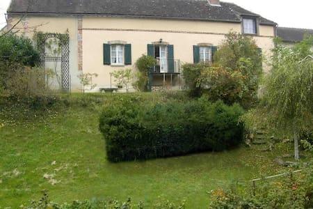 19th Cent Cottage, garden & stream - House