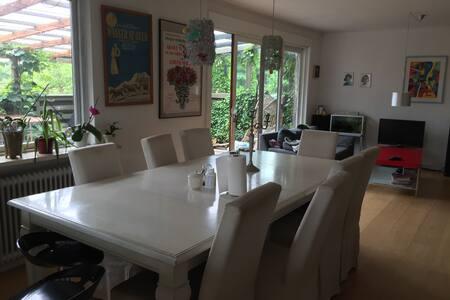 Hus tæt på mange muligheder - Svendborg - Villa