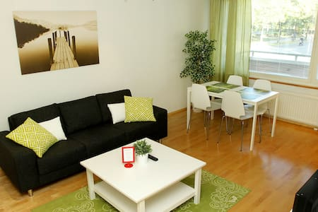 Fresh 1 bedroom apt for 1-2 persons - Joensuu