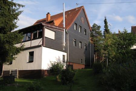 Ferienappartement am Märzbrunnen - Neunkirchen - Appartement