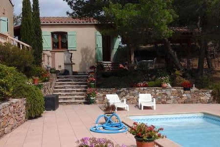 50 € Maisonnette piscine ds pinède - Lézignan-Corbières
