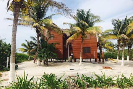 Cabañas El Cuyo - Sommerhus/hytte