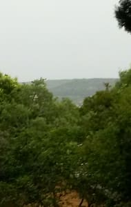 Hill Country Hillside - Hus