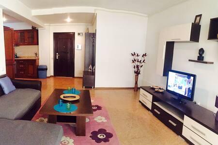 Lake View Apartment Mamaia - 公寓