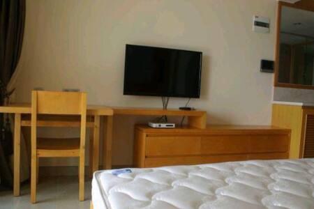 单房公寓-三亚万科森林公园 - 三亚市 - Lägenhet