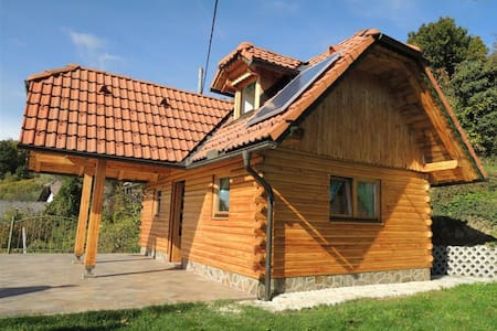 Vineyard cottage Janko in Metka - Ev
